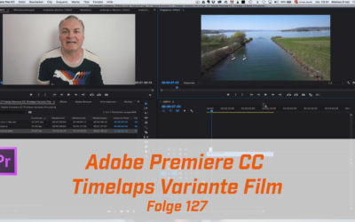 Adobe Premiere CC Timelaps Variante Film