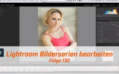 In Lightroom Bilderserien bearbeiten