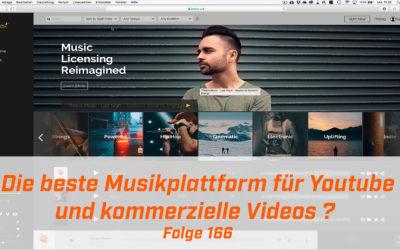 Die beste Musikplattform für Youtube und kommerzielle Videos? – Artlist Review