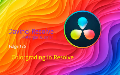 Davinci Resolve Anfänger Tutorial Colorgrading in Resolve