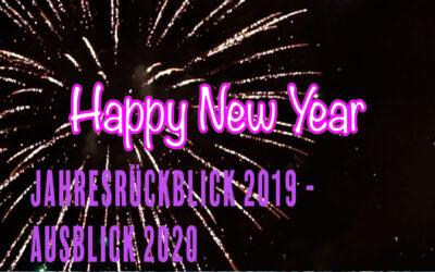 Jahresrückblick 2019 – Ausblick 2020